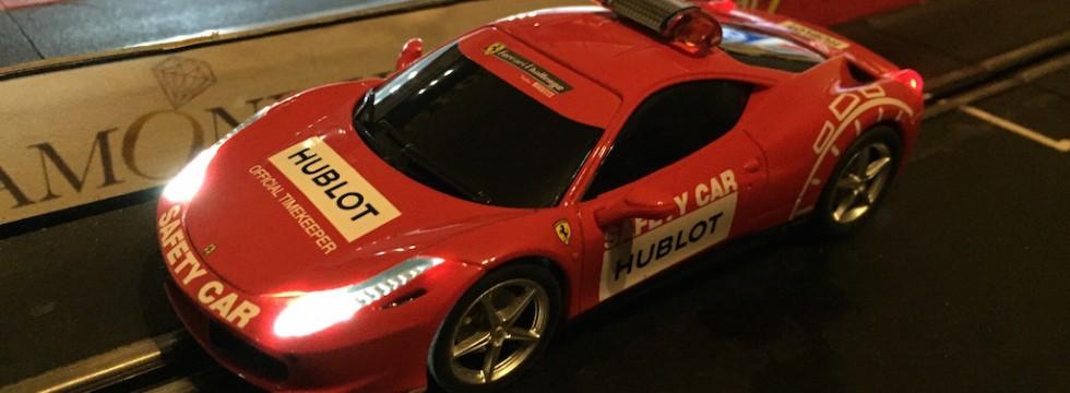 Ferrari 458 Italia Safety-Car