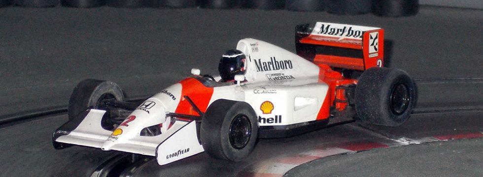 McLaren Honda MP 4/7 #2