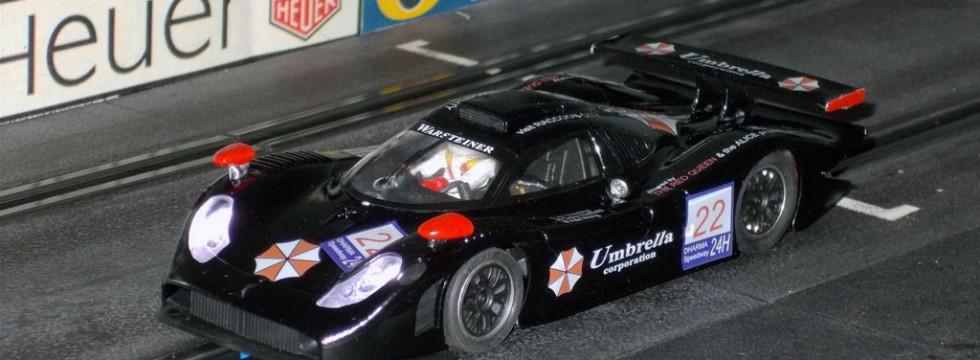 Porsche 911 GT1 EVO 98 Umbrella #22