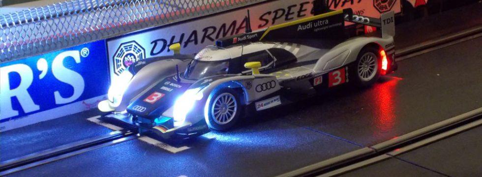Audi R18 TDI 4WD #3