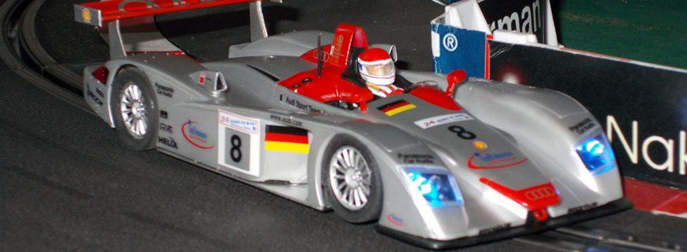 Audi R8R #8