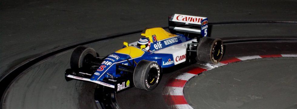 Williams Renault FW 14B #5