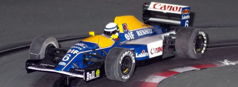 Williams Renault FW 14B #6