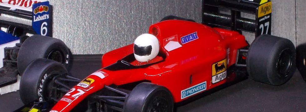 Scalextric Ferrari 643 Carrera Digital