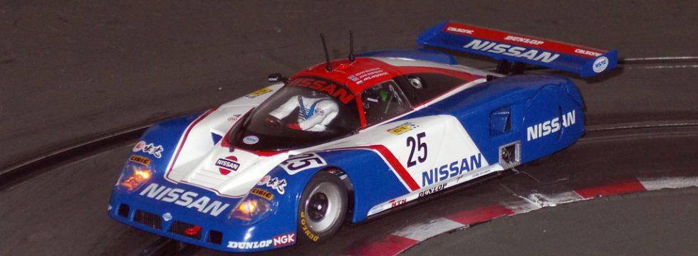 Nissan R89C #25