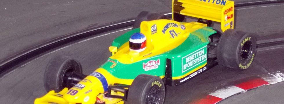 Benetton B192 #19