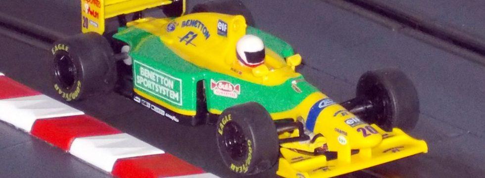 Benetton B192 #20