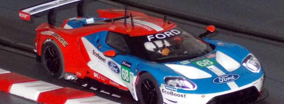 Ford GT #68