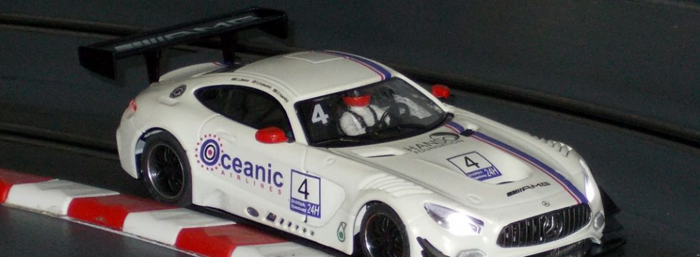 Mercedes AMG GT3 #4