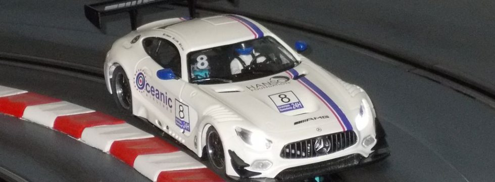 Mercedes AMG GT3 #8