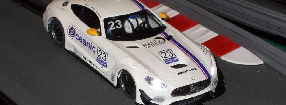 Mercedes AMG GT3 #23